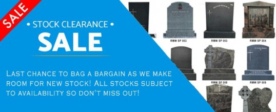 Stock Clearance Sale!
